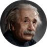Albert Einstein, 1945