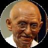 Mahatma Gandhi, 1942